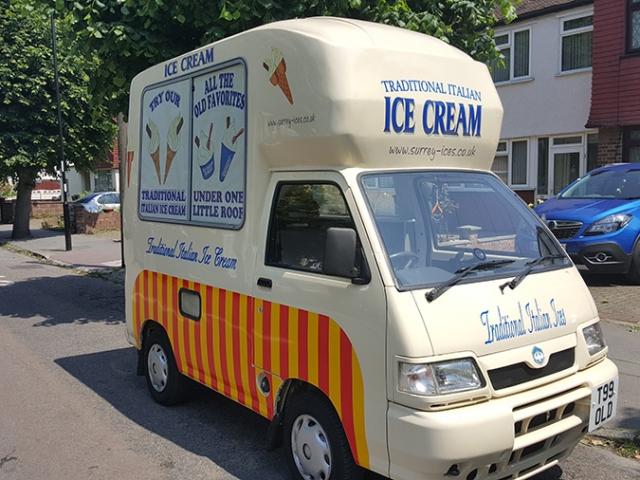 Hampshire Ices UK