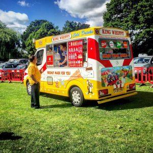 vintage ice cream vans